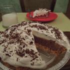 French Silk (Chocolate) Pie