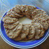 Soft Peanut Butter Cookies {no flour, no butter}