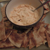 Pumpkin Pie Dip and Cinnamon Sugar Chips
