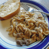 Hamburger Stroganoff {1 pot, 20 minutes}