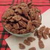 Cinnamon-Sugar Baked Nuts