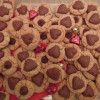 Mom's Peanut Blossoms {Valentine Edition}