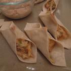 Mini Chicken Verde Tacos