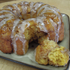 Pumpkin Monkey Bread {from scratch}
