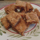 Biscoff {Cookie Butter} Blondies