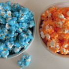Bronco (or your team) Superbowl Popcorn
