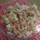 Valentine Popcorn Mix