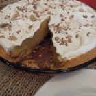 Butterscotch Pudding and Pie