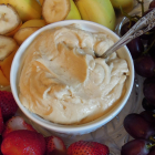 3-Ingredient Fruit Dip
