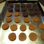 assembling hamburgers