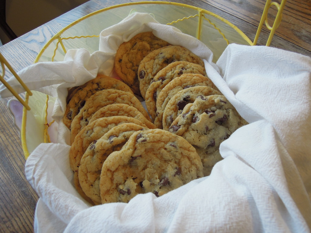 Christine's Soft Chocolate Chip Cookies