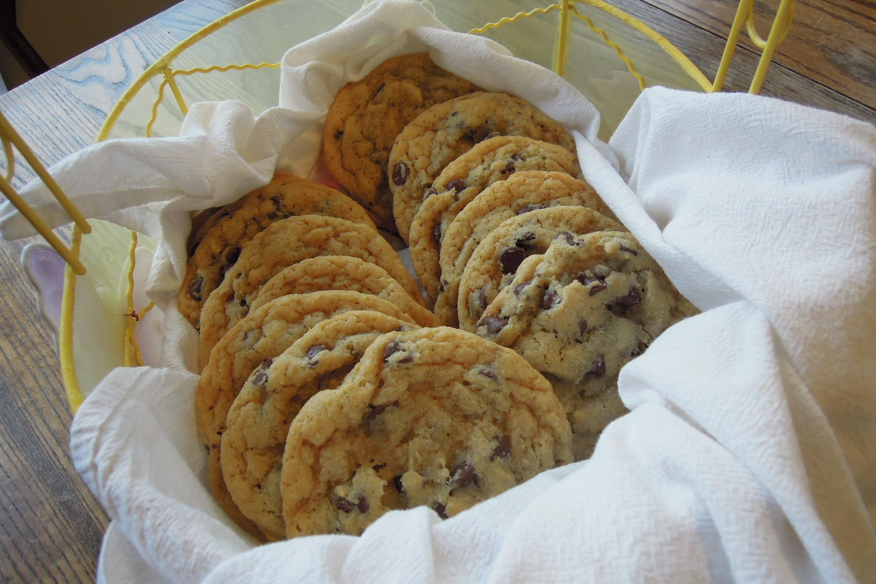 Christine's Soft Chocolate Chip Cookies