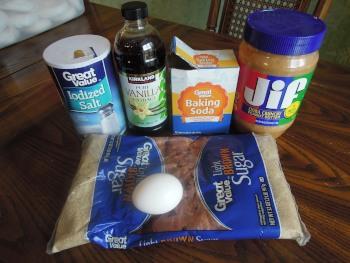 Flourless pb ingredients