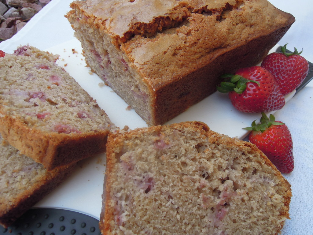 Strawberry Bread
