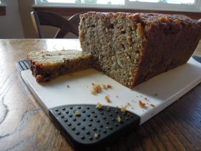 inside loaf