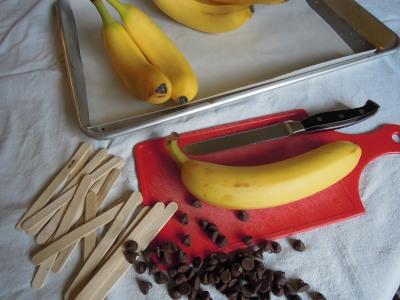 banana pop ingredients