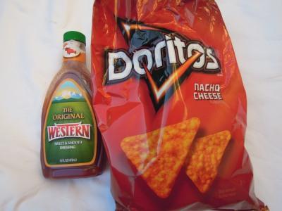 western and doritos