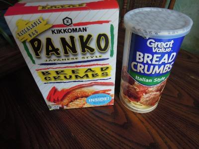 bread crumb combination