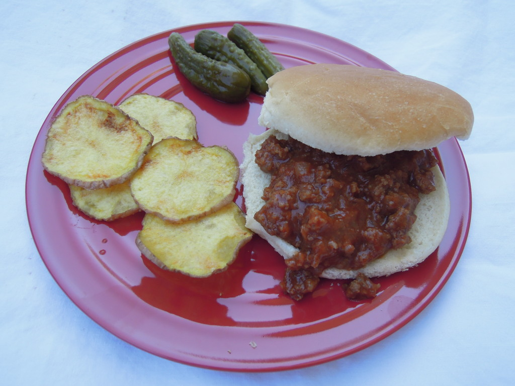 sloppy joe meal 2