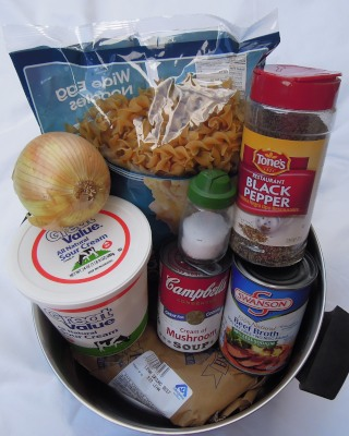 stroganoff ingredients