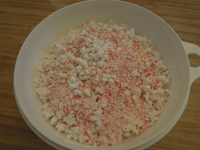candy and popcorn