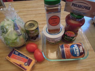 td ingredients