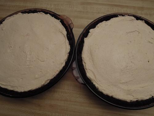 fill crust