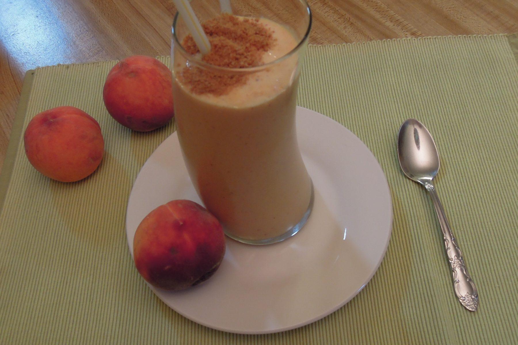 peach shake